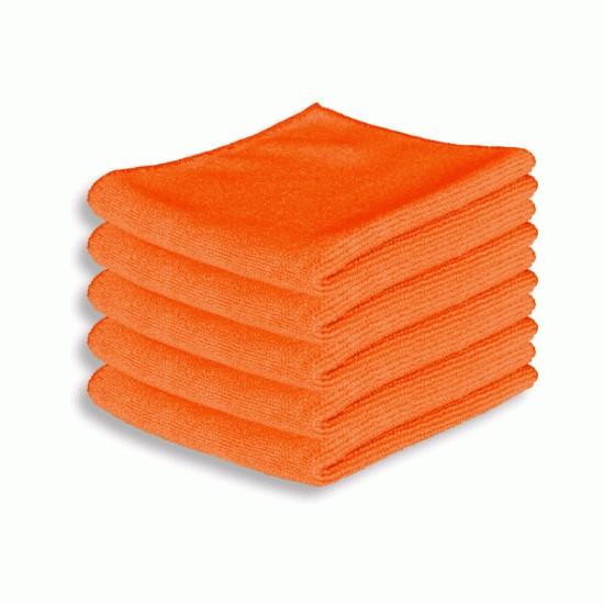 ECO 3000 Abwaschtücher 5er Set, Classic, Orange,
